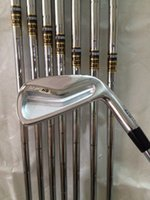 Wholesale Golf Clubs MP H5 Irons set P With Dynamic gold Steel R300 shaft MPH5 Golf Irons Right hand