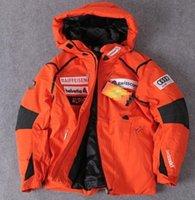 Wholesale Descente men ski jacket winter outdoor waterproof breathable snowboard jacket men anorak duck down veste ski homme giacca sci