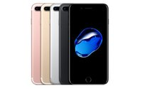 Wholesale Moible phone Apple iPhone7 plus GB GB GB IOS Screen quad core Rose gold gold black silver Jet Black NO STOCK100 brand new