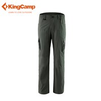 Wholesale KingCamp Summer Outdoor Crivit Sports Quick Dry Hunting Pant Men Camping Fishing Trekking Pants Removable thin Hiking