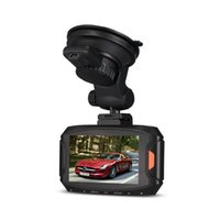 Wholesale car dvd New G90 car dvr camera recorder Ambarella A7 Dash cam MP Full HD LCD Wide angle Lens Car DVR HDR G Sensor video CAM