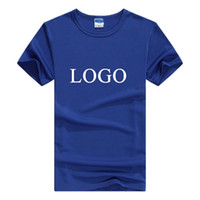 Wholesale 10pcs CUSTOM SCREEN PRINTED MENS DRY FIT PERFORMANCE SHORT SLEEVE T SHIRTS PRINT ONE COLOR INK TEE HFCMT009