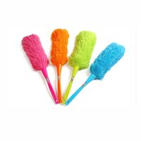 Wholesale Cm Soft Microfiber Cleaning Duster Handle Dust Cleaner Anti Static For Home Clean