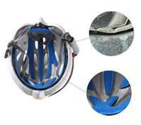Wholesale Bicycle Accessories Bicycle Helmet new just cycling helmet Holes Honeycomb Type Adult Helmet Blue casco bicicleta cycling mtb