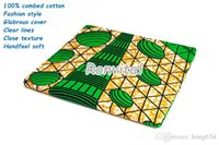 african door - Guaranteed Quality Holland pattern To Door yards Item No H002 Fashion cotton african wax printed fabric