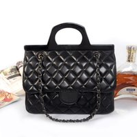 american quilting - 2016 Bags for Women Handbag Fashion New christmas Designer Handbag Clutch Ladies Shoulder bag Fashion Bags Quilting Chain Cross