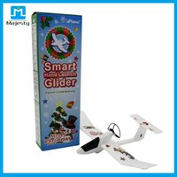 app notebooks - Christmas Gifts App Control the Lightest Glider Airplane EPP Material diy plane for Kids DHL
