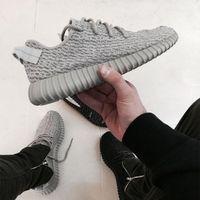 Cheap Adidas Yeezy Boots 350 Shoes 2016 Yeezy 350 Fashion Women and Men Yeezy 350 Boost low Free Streetwear Running Sports Shoe Dropshipping