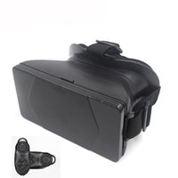Wholesale 3D VR Visioner Glasses Xiaozhai Virtual Reality VR Head Mount Google Cardboard VR for quot quot Smartphone