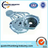Wholesale High precision aluminum die casting for lighting parts machining parts Household goods production