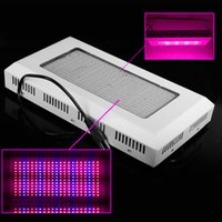 best greenhouses - 300W LED Grow Lights Red Blue SMD5730 Hydroponics Greenhouse Fruit Plants Lamp AC85 V Best For Growing and Flowering