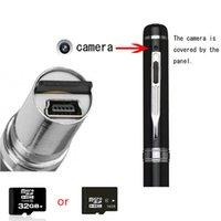 Wholesale 8GB HD P Multifunction Mega Pixels Spy Hidden Camera Spy Pen Camera Micro Hidden Candid Camera Mini HD Video Recorder