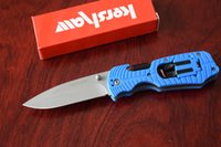 Wholesale blue smooth blade kershaw tools multifunction knife kershaw select fire multi purpose tools tactical folding camping hunting knife