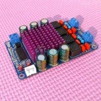 audio voltage amplifier - New TK2050 W W Class T HIFI Stereo Audio Digital Amplifier Board V Voltage board bean board density