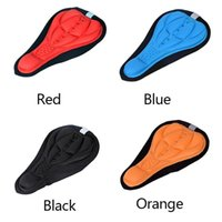 Wholesale 2016 Hot Sale Colors Comfortable Sponge Bicycle Seat Cushion Bicycle Saddle Cycling Seat Mat Comfortable Cushion Seat