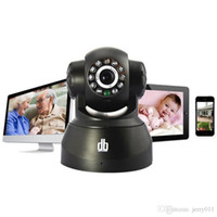 Wholesale Germany Stock Indoor MM IR Lens Wireless IPCamera Wifi home security camera system wireless Builtin Microphone CCTV camara ip