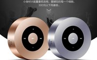 aluminum usage - Mobile phone bluetooth speaker mini stereo portable card walkman MP3 music players playing fashionable touch screen function multi usage