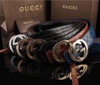 Wholesale Hot Sale Mens Business Belts Luxury Ceinture Automatic Buckle Genuine Leather Belts For Men Waist Belt