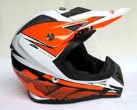 Wholesale Newest KTM Helmet Professional Motor Cross Helmet DOT Approved Motorcycle Helmet Capacetes Casco capacete
