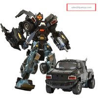 Wholesale New Robot Car Transformer Brinquedos C Toys Classic Action Figures Holiday Gift for boy
