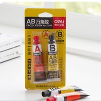 Wholesale AB Glue A B All purpose Adhesive Water Super Liquid Glue Strong Bond Fast for Leather Rubber Metal