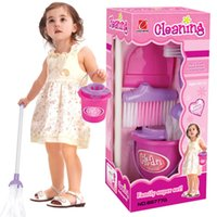 Wholesale Cleaning Tool Kit baby girl toy play house