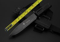 Wholesale Extrema Ratio VENOM ABS Handle N690 Blade Camping outdoors Hunting Knife