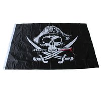 Wholesale New Fashion During the Jolly Roger presidential campaign cm flag American flag TRUMP FLAG B0593