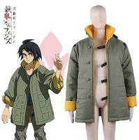 Wholesale Mobile Suit Gundam Iron Blooded Orphans Tekkadan Mikazuki Augus Winter Sweater Warm Coat Anime Cosplay Costume