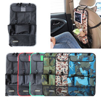 backseat car cover - Car Organizer Pouch Seat Back Storage Bag Multi Pocket Backseat Hanger Auto Accessories Covers Organisateur Voiture Organiser