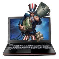 amazon international - Amazon hot sales MSI MSI GE72 qc XCN six generations i7 m showing a gb solid game notebook the competition of international