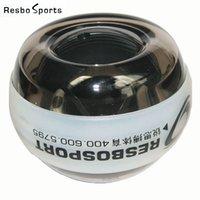 Wholesale Ebuy360 Resbo Men RBN LED Light Super GYRO POWER Wrist Ball Flashing Strenthen PowerBALL Wrists Ball
