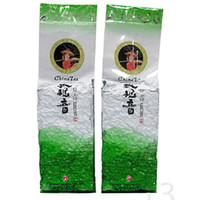 Wholesale Anxi Tieguanyin Oolong tea with clean aroma g China green tie guan yin tea OT