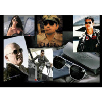 air force sunglasses - 2016 New AO Pilot Glass Lens Sunglasses High Quality US Air Force Sunglasses Men Brand Driving Sun Glasses Oculos de sol Summer