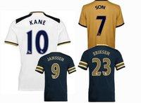 alli sports - 2016 Premier League Jersey ERIKSEN ALLI LAMELA KANE SON JANSSEN home away RD Sports shirts jeresys