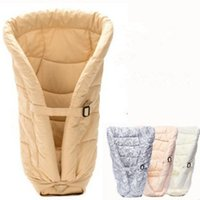baby carrier infant insert - Baby carrier Infant Insert Retail cotton Cushion Baby Carriage Insert newborn swadding blanket wrap soft