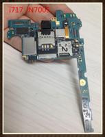 att board - Original Unlock Motherboard für Galaxy Note ATT i717 N7005 Mainboard Board