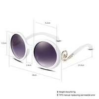 aluminum alloys agents - The new lady fashion frog mirror the sun glasses Women s glasses glasses wholesaler website factory direct sales agents to join YJ