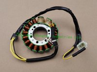 Wholesale Scooter Elite CH250 Coil Pole AC Fired Magneto Generator Stator