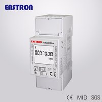 Wholesale SDM220Mbus Single Phase Smart Meter Pulse output Mbus Resetable Multi function