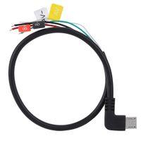 av out to usb - Original SJCAM Micro USB to AV FPV Out Cable Cord for SJ4000 SJ5000 M10 Series Sports Camera