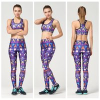 best yoga clothing - Best Quality Yoga Set For Women Fitness GYM Jogging Sportwear Suit Lady Sexy Multicolor Two piece Workout Clothing LNSTZ