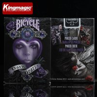 anne stokes art - Bicycle Anne Stokes II Fantasy Art Playing Cards Deck Version v2 Dark Hearts Magic Tricks Magic Card