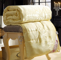 Wholesale 100 Silk quilt exquisite luxury quiet and elegant