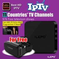arab tv live - Arab IPTV TV Box With Free D VR Box RK3229 Android MXQ K TV Box thousands of Live Channels For countries Media Player