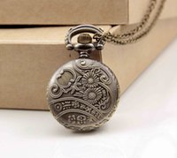 alloy steel chain manufacturers - DHL hot sale birdcage Design Brass Pocket Chain Watch high Quality clock manufacturer direct