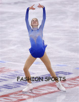adult ice skates - Custom Adult Figure Ice Skating Dresses New Brand Skating Dress For Competition HB2891