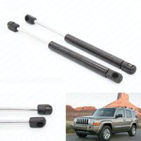 air commander - 2pcs set Car Front Hood Auto Gas Spring Prop Lift Support For Jeep Commander