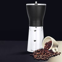 bean grinding coffee maker - Portable Manual Coffee Bean Grinder Mill Kitchen Grinding Tool H16938