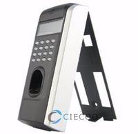 access templates - 2 templates and transactions B W LCD Screen German language Fingerprint access control F7 Biometric Door Access